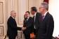 Rencontre avec le le Président de l'Assemblée nationale d'Arménie Galoust Sahakian